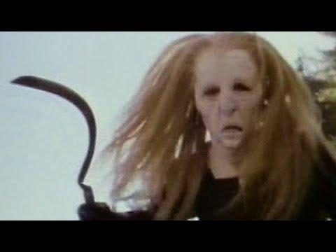 Curtains 1983 Trailer Creepy MASK!!