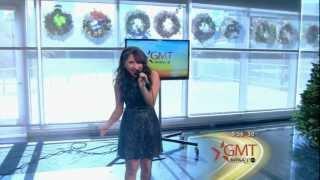 Christina Aguilera Burlesque Etta James - Something's Got a Hold on Me (Monica Saldivar - LIVE GMT)
