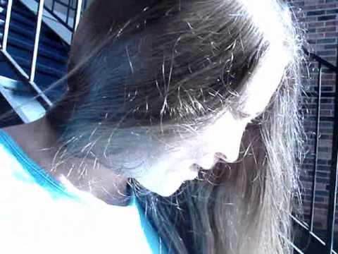 Her Long Hair Shadow