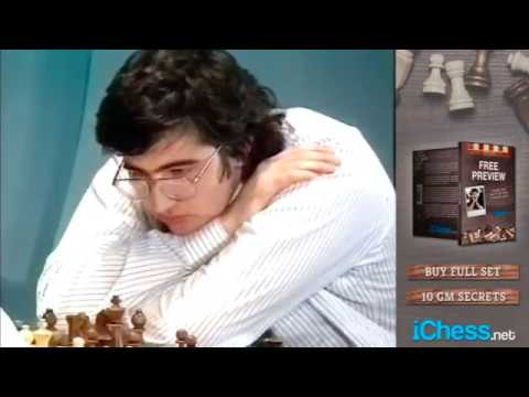 Kasparov vs Kramnik: the Ultimate Blitz Battle! 90s Live Footage - Grandmaster Magazine