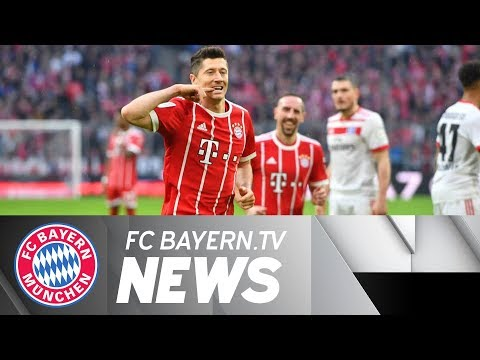 Lewandowski Scores 100th FC Bayern League goal – Tolisso Bruises Shin