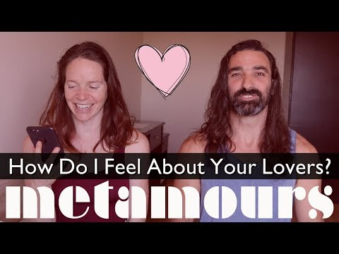 What are our relationships with metamours || Polyamory