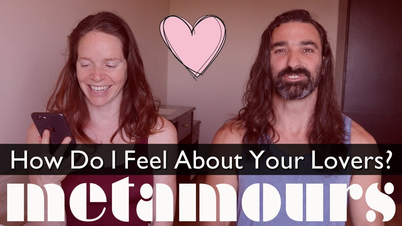 What are our relationships with metamours || Polyamory Relationship Dynamics