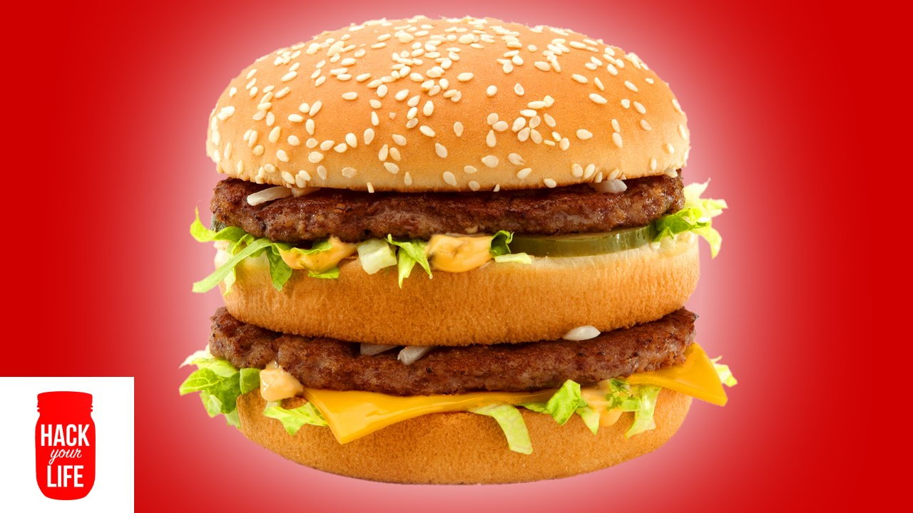LIFE HACKS: How To Make A Better BIG MAC Than McDonald's - YouTube