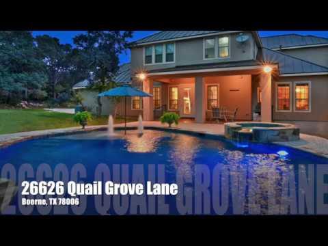 26626 Quail Grove Ln, Boerne