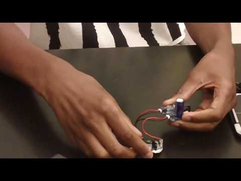 Kanaan's Final Video! Solar Powered Phone Charger