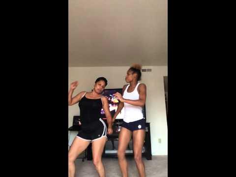 Dancing to Push It (Salt n Pepa)