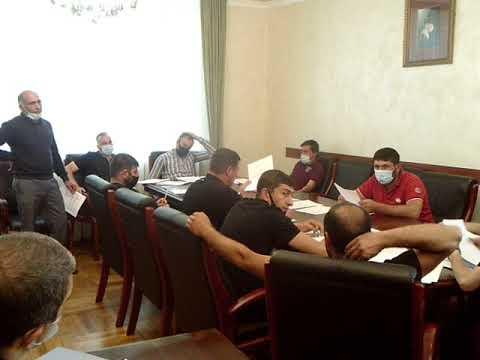16.07.2020 Ապարան համայնքի ավագանու նիստ-մաս 2