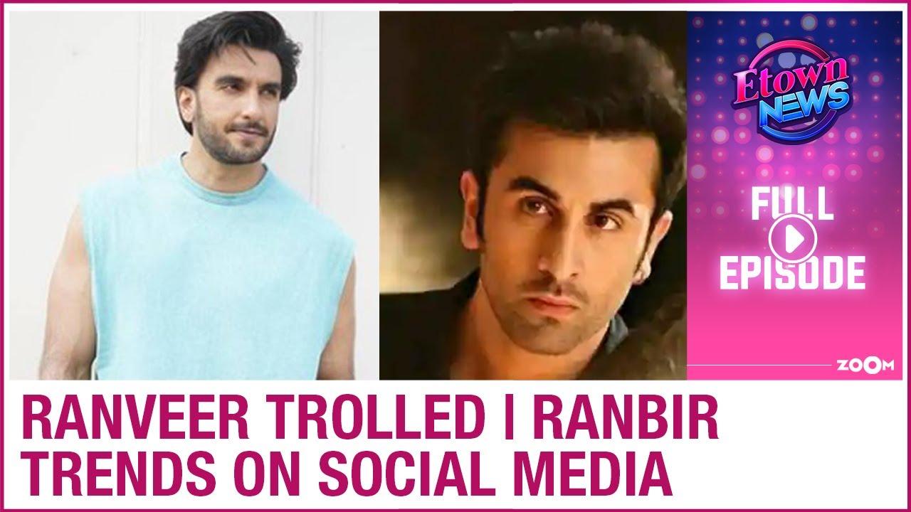 Ranveer trolled for THIS reason | Ranbir trolled for Alia & Katrina's film | E-Town News