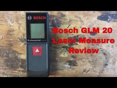 Видео обзор: Дальномер BOSCH GLM 20