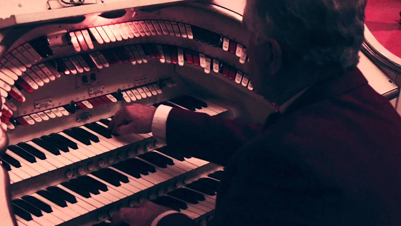 my wish for christmas stephen austin on the wurlitzer at