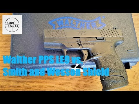 Walther PPS LE 9mm - My New CCW?