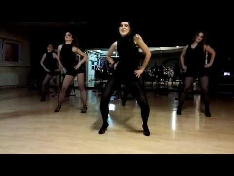 Christina Aguilera - Express - Burlesque Dance