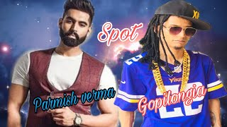 parmish verma ( sport )  Gopi Longia  || Punjabi rapper