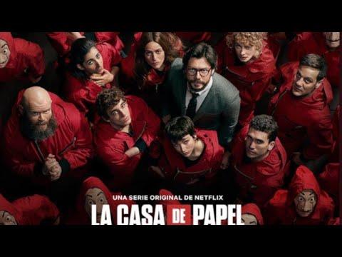 Money heist Season 4 Original Soundtrack - La casa de papel Banda Sonora Original Temporada 4 | Thông tin phim lẻ chiếu rạp 1