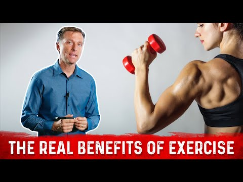 The Big Benefits of Exercise is Not Weight Loss
