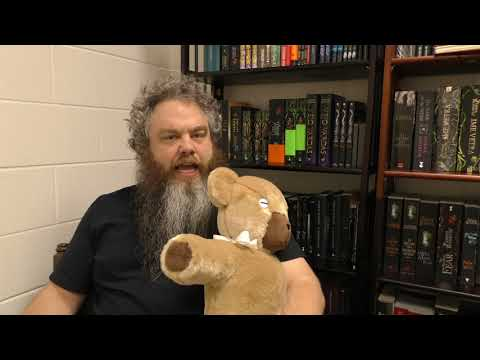 The Adventure Zone: official graphic novel introduction reveal with Patrick Rothfuss