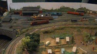 Peterborough Model Railway Exhibition 2015 HD