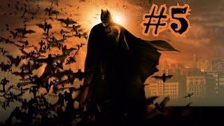 Batman Begins ● Прохождение ● #5 [PS2]