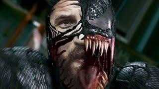 Tom Hardy Is Venom Reaction!