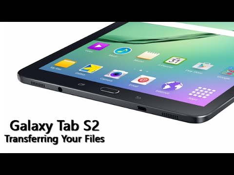 how to start a galaxy tab s2