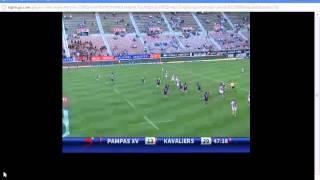 ZDT - Análisis Pampas XV vs Boland Kavaliers