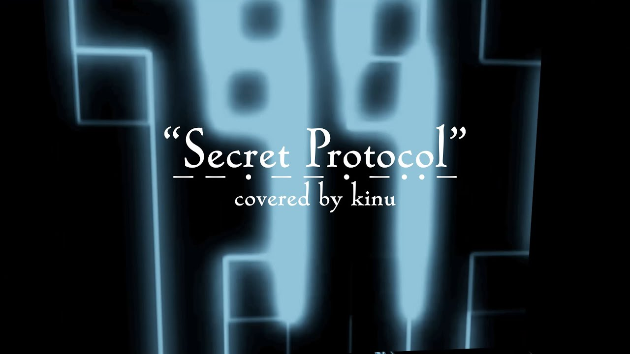 Secret Protocol (covered from memex)