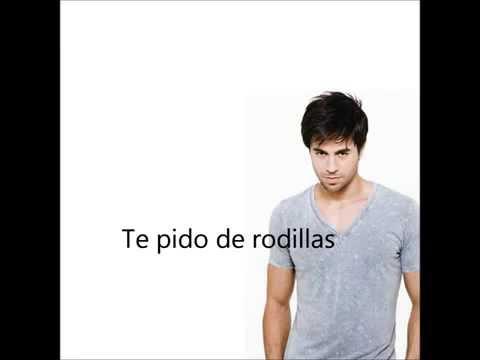 Loco No Te Perdaré  Enrique Iglesias ft  Romeo Santo LETRA HD  AUDIO COMPLETO