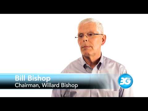 Bill Bishop - 3GTv Delivers Major Efficiencies