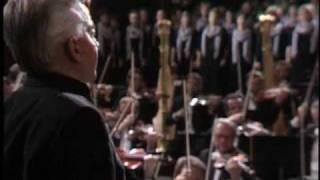 Brahms ~ Ein Deutsches Requiem, Op. 45 (III/VII) ~ Herbert von Karajan