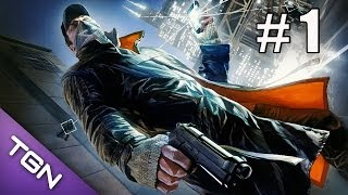 Watch Dogs - Gameplay Español - Capitulo 1 - Xbox One