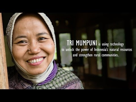Tri Mumpuni: Unlocking the Power of Natural Resources to Strengthen Communities in Rural Indonesia