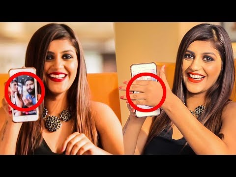 IAMK Yashika Aannand REVEALS: What's Inside her PHONE