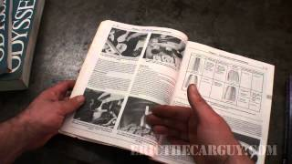 A Word on Service Manuals - EricTheCarGuy