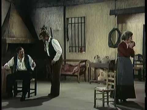 Estudio 1 TVE en directo-La Malquerida-Jacinto Benavente.