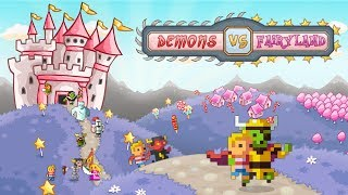 Demons vs Fairyland - Official iOS Gameplay Trailer