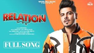 Relation (Zorawar) Mp3 Song Download