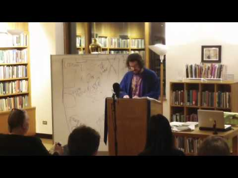 Poetry Laboratorio: Filip Marinovich presents Emerging Work from Occupy Wall Street