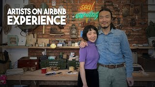 Gambar cover Making Money with Art (Airbnb Experience)