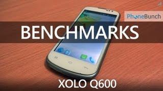 XOLO Q600 Benchmarks