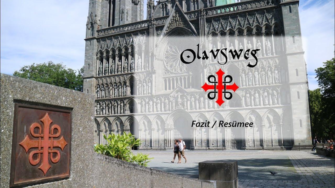 Olavsweg Fazitresümee Youtube