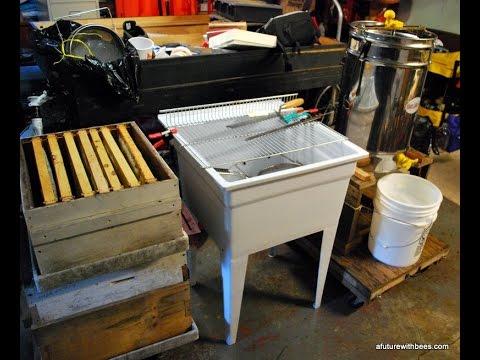 DIY Honey Processing 101