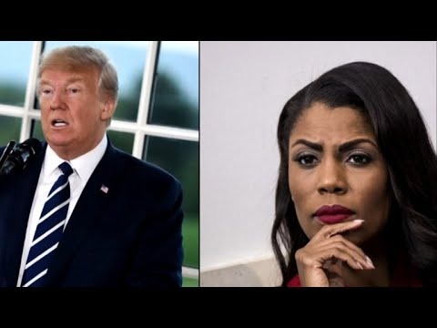 Trump files legal action against former White House staffer Omarosa Manigault-Newman