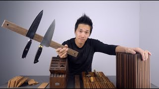 Top 5 Knife Storage Solutions - Best of 2018 - 2019