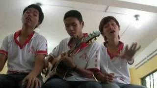 XE ĐẠP Guitar cover (Thuy Chi - M4U)