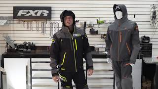 FXR Elevation Dri-Link Lite 2PC Mono Snowmobile Suit - Review