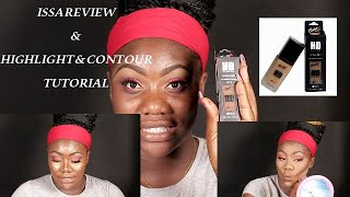 CLASSIC MAKEUP HD FOUNDATION DEMO, REVIEW + MY HIGHLIGHT & CONTOUR ROUTINE