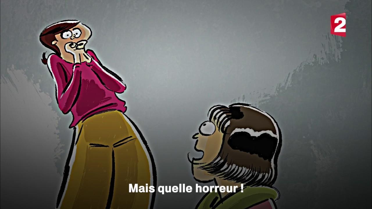 9 dessin animé