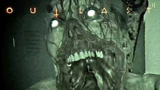 Outlast 2 Demo Gameplay - Lickytongue (PS4) (no commentary)