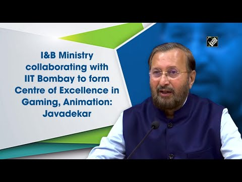 I&B Ministry collaborating with IIT Bombay to form Centre of Excellence in Gaming, Animation